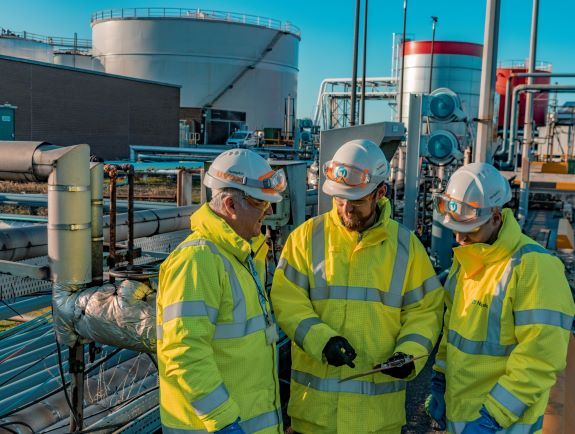 Safety is Paramount when it comes to Chemical Storage