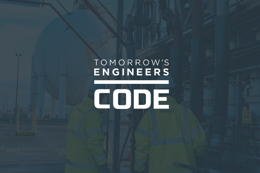 Navigator Terminals are Supporting Tomorrow's Engineers Code
